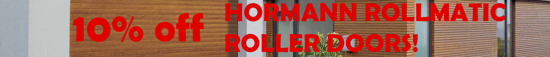 Hormann Rollmatic
