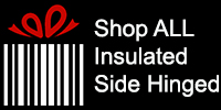 Shop All Hormann Insulated Side Hinged Doors