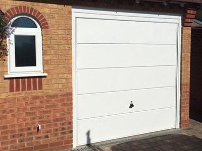 Garador Sectional Garage Doors