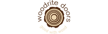 Woodrite timber garage doors