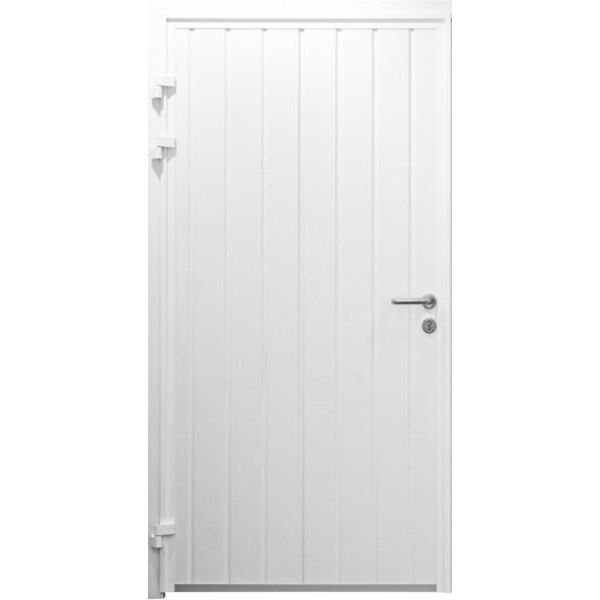 standard ribbed door design