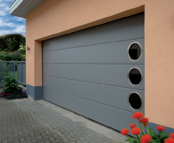 Carteck roller Sectional garage Doors