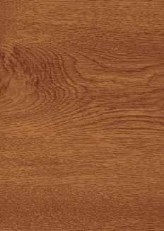 Laminate Woodgrain Finishes - Golden Oak