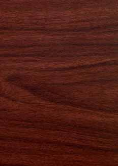 Laminate Woodgrain Finishes - Rosewood