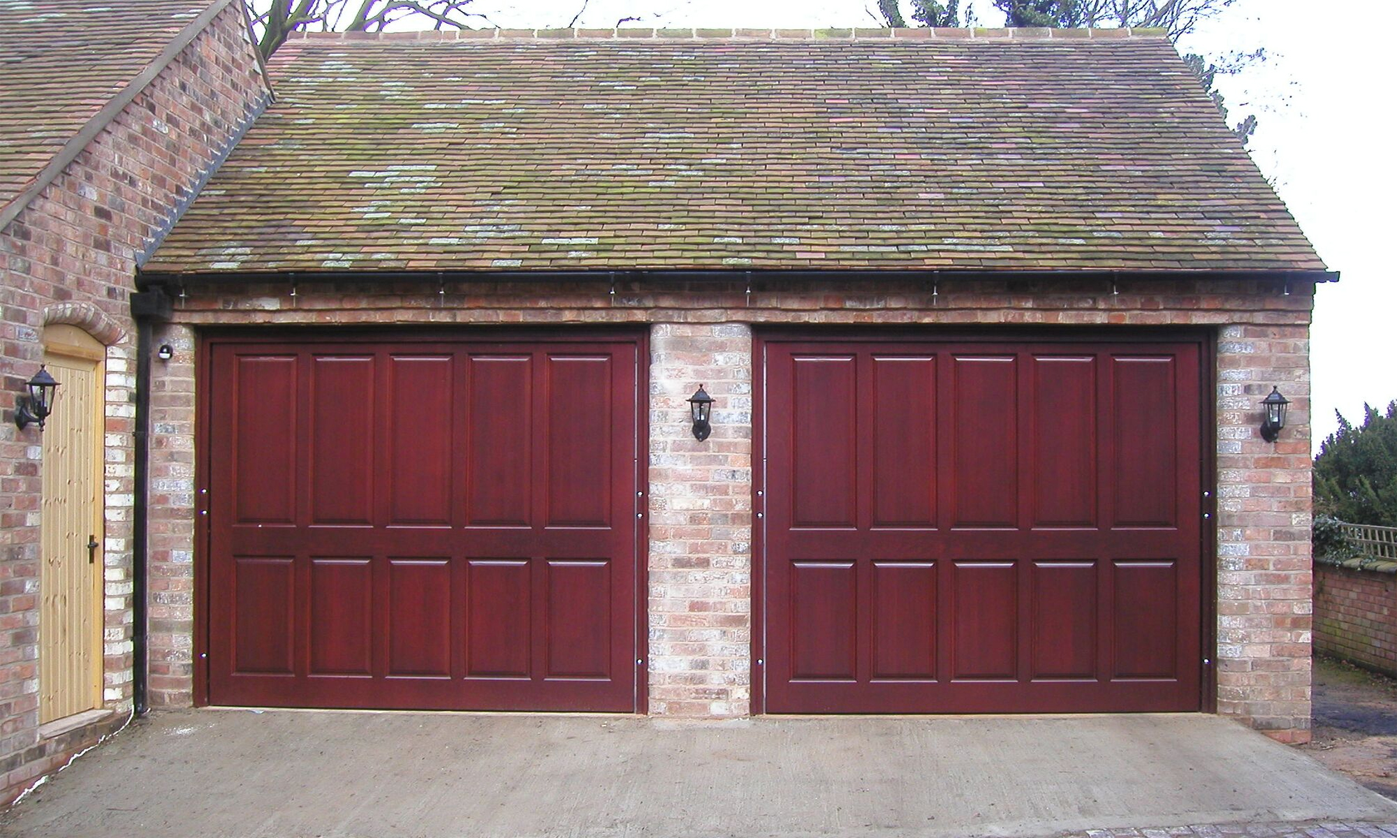 useful opening rowley with doors index arundel birmingham style industrial domestic garage blue ltd access centre door