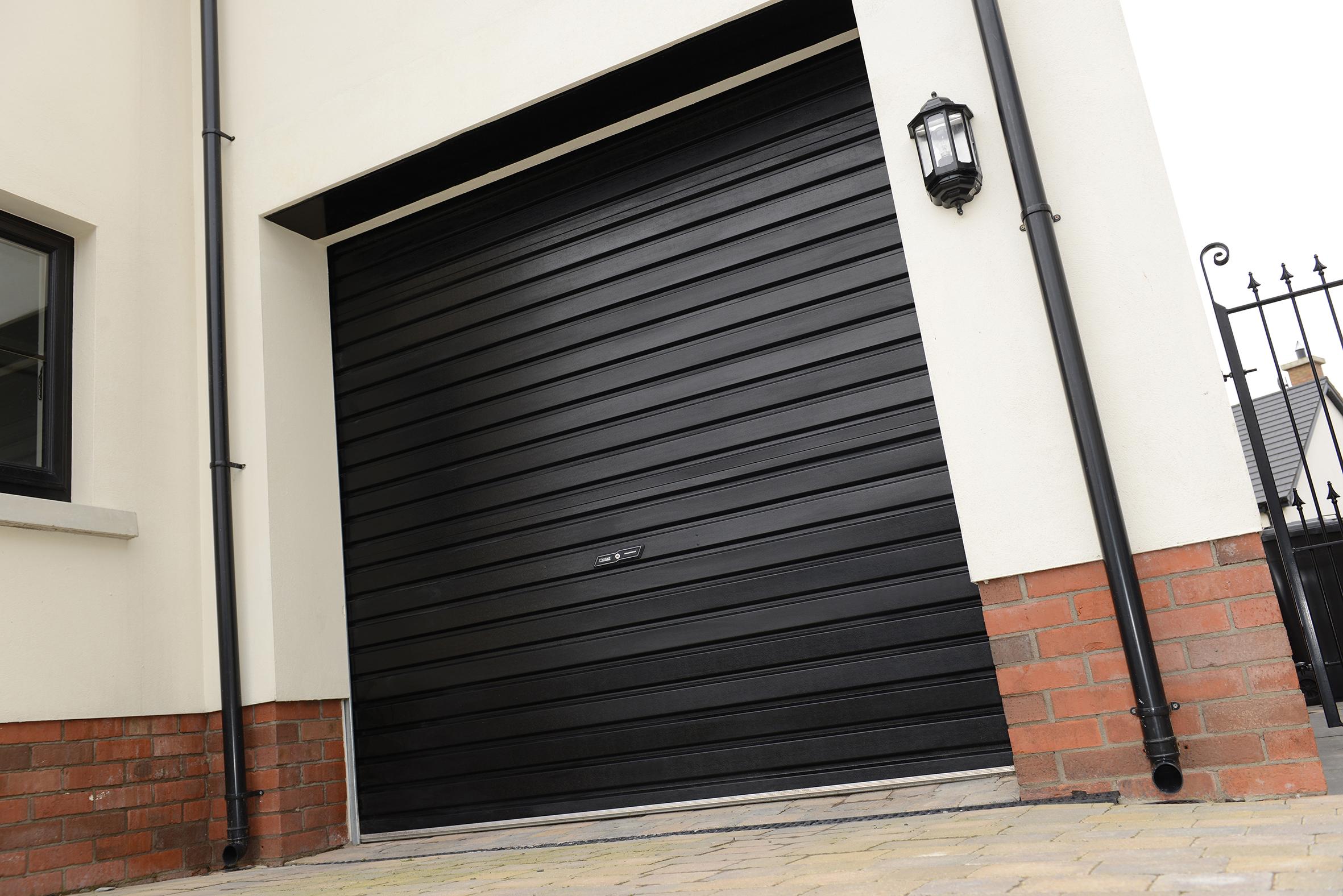 1576 #8F533C Superb Online Prices Now For This Market Leading Roller Garage Door  wallpaper Electric Garage Doors Cost 36452362