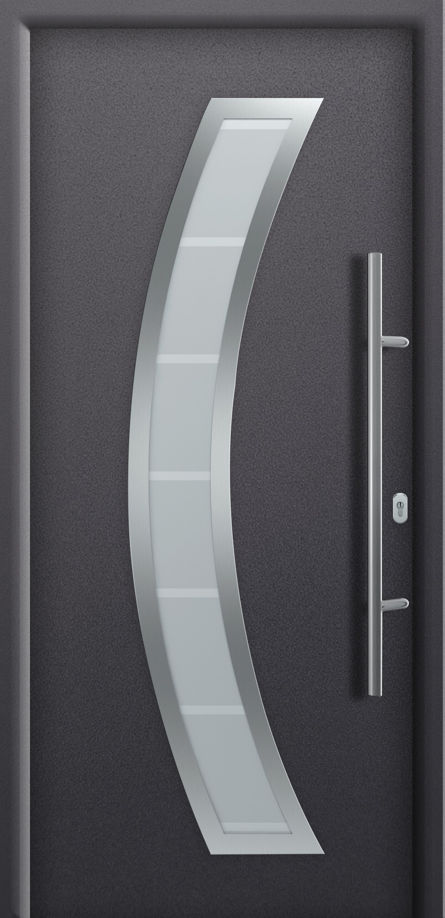 Hormann Thermopro Entrance Doors ThermoPro Front