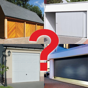 What is the right Garage Door for me?