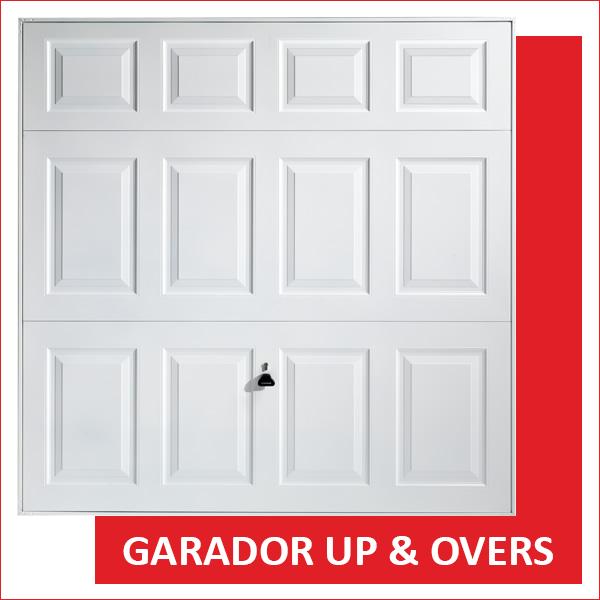 Garador Standard Up and Over Doors