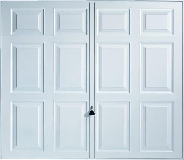 Garador up and over upvc door garador up and over upvc for Upvc garage doors