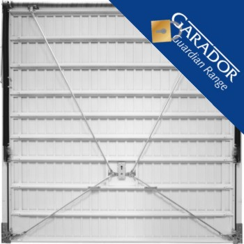 Garador Guardian Secured by Design up and over garage door range