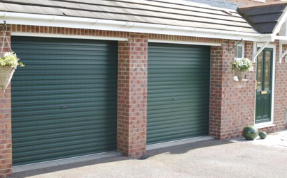 how to clean the back of roller shutters