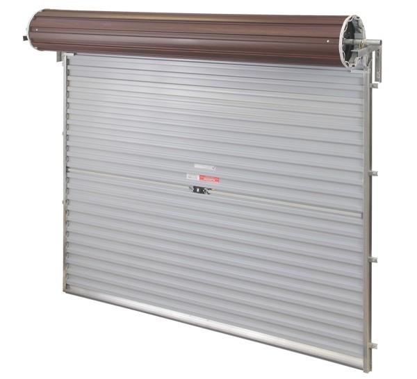 Roller Shutter Door : Gliderol steel roller shutter garage doors
