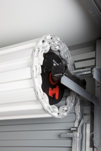 Optional Extras For Gliderol Roller Shutter Garage Doors