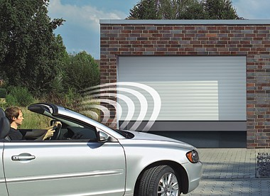Hormann Rollmatic Garage Door Hormann Rollmatic Electric