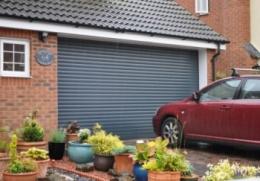 rollmatic roller shutter garage doors