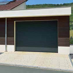 Hormann Roller Shutter Garage Doors - Rollmatic