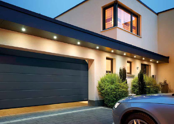 Hormann Secitonal Garage door