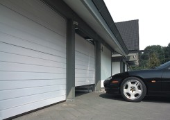 Hormann Lte 40 Sectional Garage Doors Hormann Lte40
