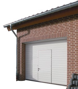 A wicket door is simply a pedestrian access door within a main garage door. Wicket doors are extremely practical in a busy household.  sc 1 st  Garage Doors Online & Hormann LPU40 Sectional Garage Doors Insulated Double Skinned ... pezcame.com