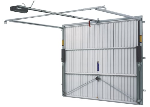 electric garage doorHormann Electric Garage Door Package  Eurokombidoor  Remote