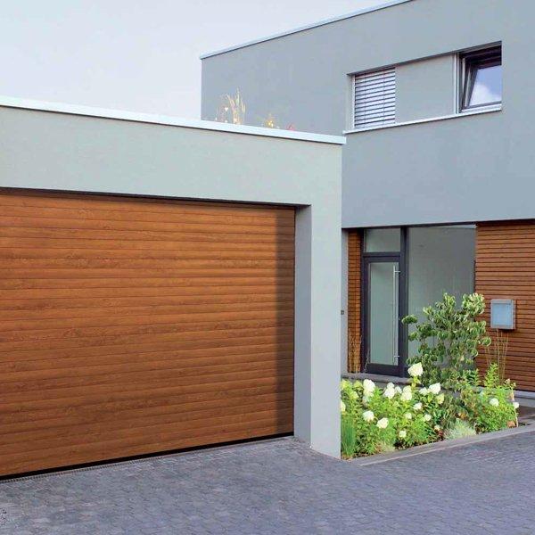 New Metric Size Hormann LPU42 Doors in Shop