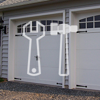 Purpose Made Sectional Garage Doors