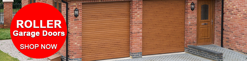 Roller Garage Doors - Shop Now