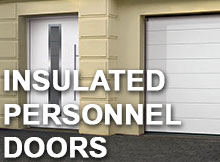 shop for insulated personnel doors