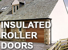 Shop for insulated roller doors