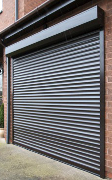 Can You Install A Roller Garage Door Outside The Garage