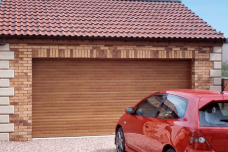 SWS Insulated Roller Shutter Garage Door