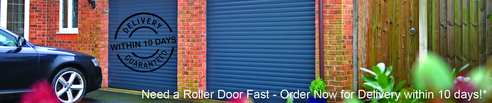 SeceuroGlide insulated roller door fast delivery