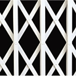 x lattice gate design