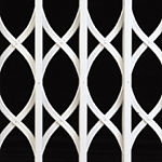 s lattice grille design