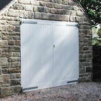 Non Insulated Side Hinged Garage Doors