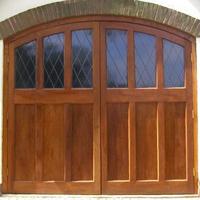 Traditional Side Hinged Doors