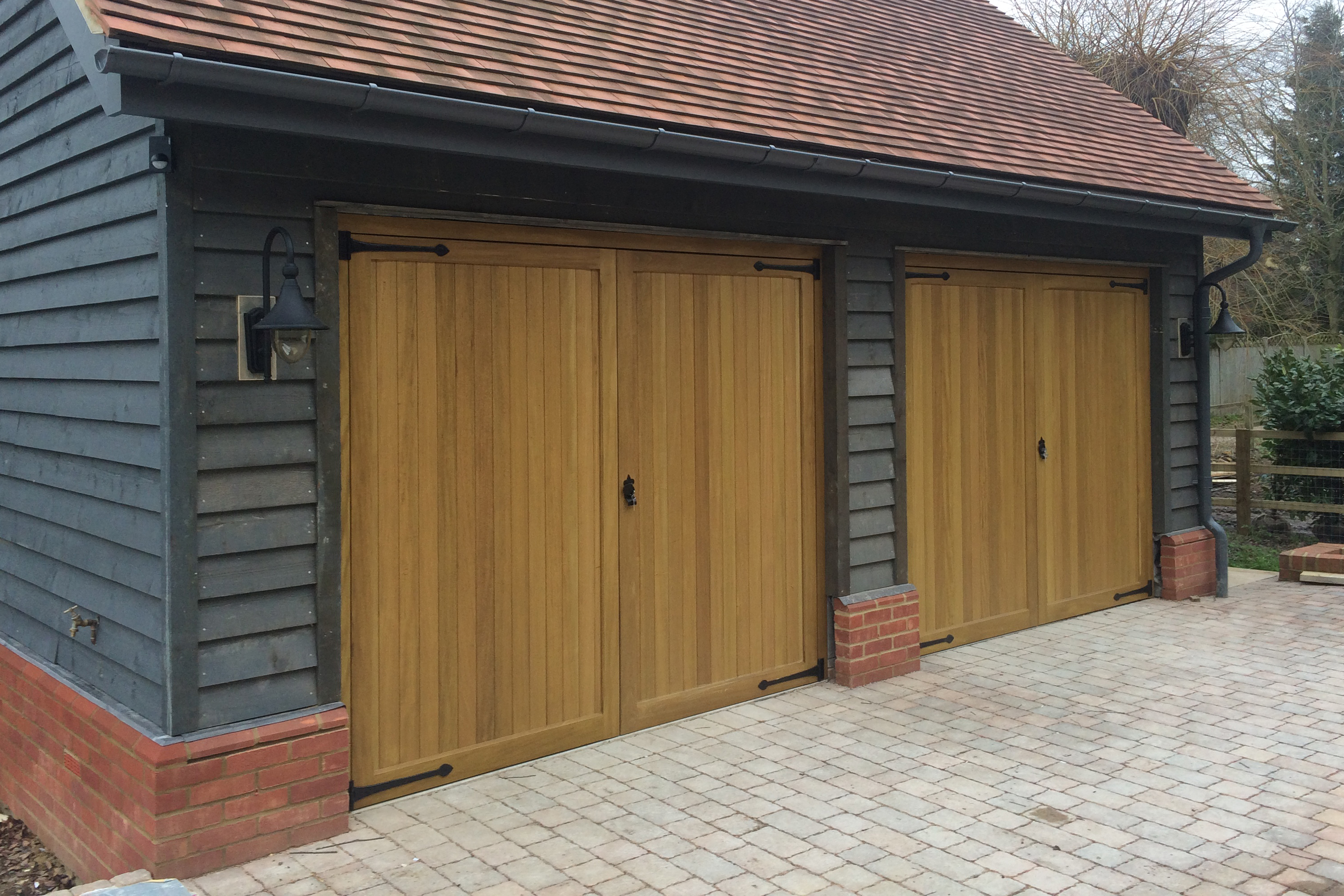 Side Hinged Door Sizes And Pricing Guide Garage Doors Online