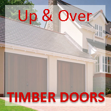 Garador Timber Up & Over Garage Doors