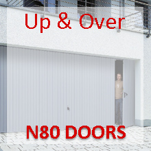 Hormann Up & Over N80 Doors