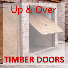 Hormann Up & Over Timber Doors