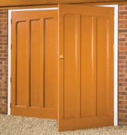 Loxwood side hinged grp