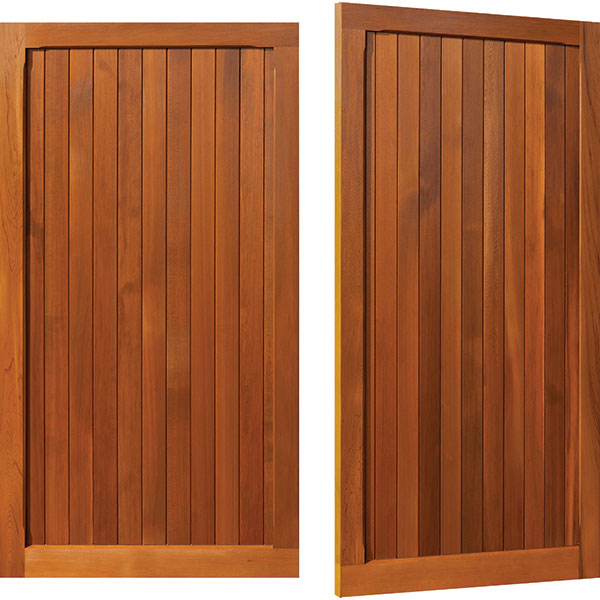 Chalfont the ulitmate in trditional design timber side hinged doors