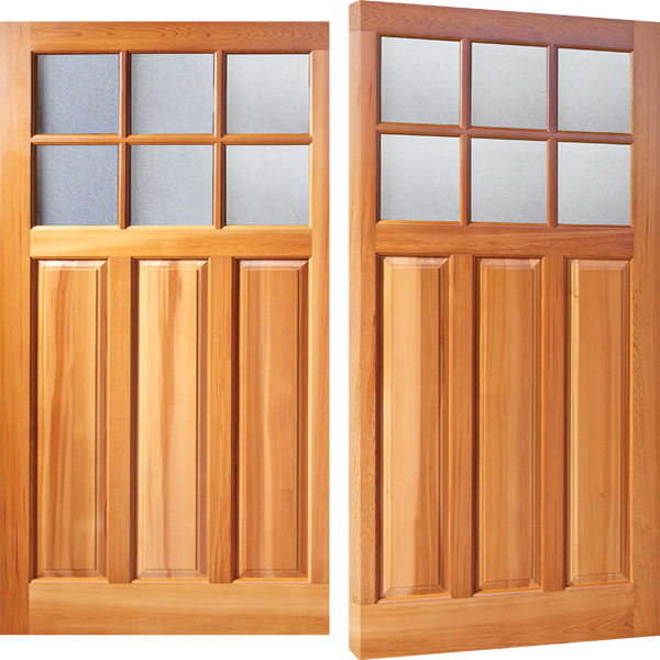 Padbury timber door with style and real classic windows