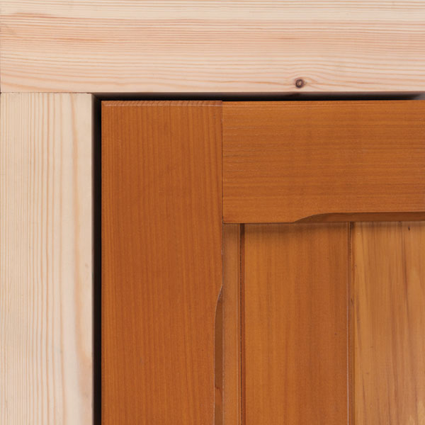 softwood timber sub frame