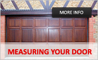 Measuring your door