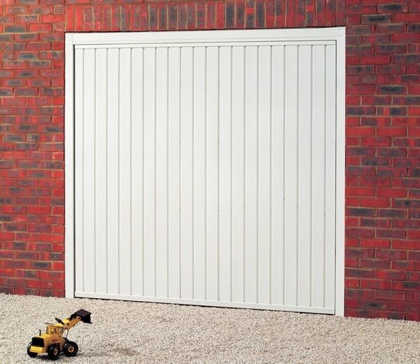 Cardale Cardale Gemini Steel Up And Over Garage Door