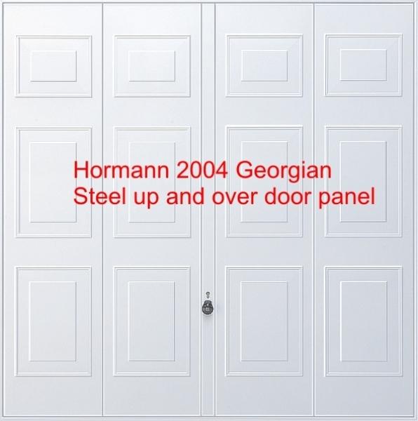 Hormann, Hormann 2004 Georgian And Promatic Electric