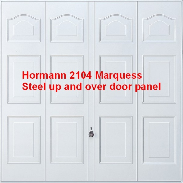 Hormann 2104 Marquess and Promatic Electric Operator WITH STEEL SUB FRAME