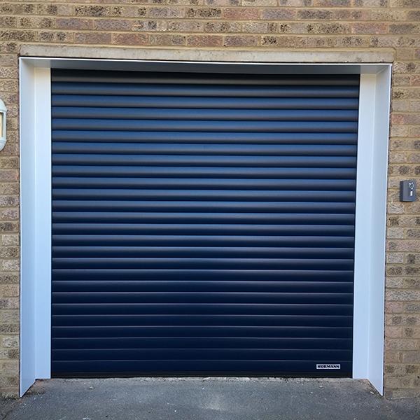Hormann Aluminium Roller Shutter, How To Insulate Garage Door Uk